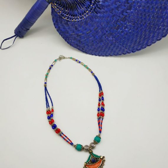 1239 Nepali Necklace NN008