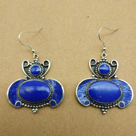 1220 Large Nepali earrings 04