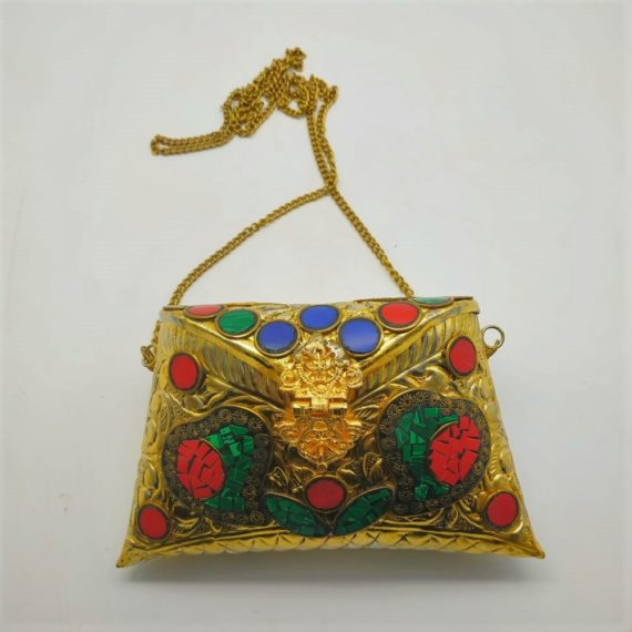 1211 Brass Bag with colors